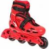 Коньки роликовые раздвижные Reaction Galaxy Kid's adjustable inline skates GL13RB - фото 1