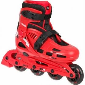 Фото 1 к товару Коньки роликовые раздвижные Reaction Galaxy Kid's adjustable inline skates GL13RB