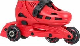 Фото 3 к товару Коньки роликовые раздвижные Reaction Galaxy Kid's adjustable inline skates GL13RB