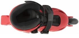 Фото 4 к товару Коньки роликовые раздвижные детские Reaction RC16B-R9 красный/черный