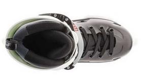 Фото 3 к товару Коньки роликовые Reaction Inline skates URB14-BR черный/красный