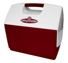 Распродажа*! Контейнер изотермический Igloo Playmate PAL - красный, 6 л (0342230589680)