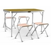 Стол раскладной + 4 стула TE 042 AS - фото 1