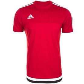 Фото 1 к товару Футболка Adidas Tiro 15 TRG JS M64061 красная