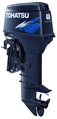 Мотор лодочный двухтактный Tohatsu MD40B2 EPTOL