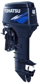 Фото 1 к товару Мотор лодочный двухтактный Tohatsu MD40B2 EPTOL