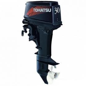 Фото 1 к товару Мотор лодочный двухтактный Tohatsu M30H EPS