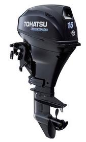 Фото 1 к товару Мотор лодочный четырехтактный Tohatsu MFS15D EPTL