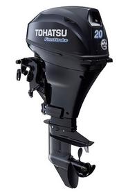 Мотор лодочный четырехтактный Tohatsu MFS20D EPTL