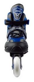 Фото 2 к товару Коньки роликовые MaxCity Vega Blue