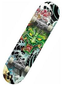 Скейтборд MaxCity Dragon