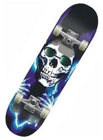 Фото 1 к товару Скейтборд MaxCity Fear