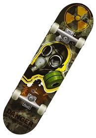 Скейтборд Спортивная Коллекция Toxic