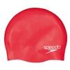 Шапочка для плавания Speedo Silc Moud Cap AU Red - фото 1