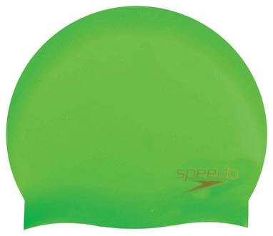 Шапочка для плавания Speedo Plain Moulded Silicone Cap