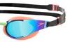 Очки для плавания Speedo Elite Goggles Mirror AU Orange/Green - фото 2