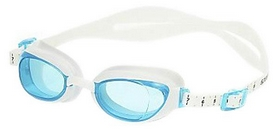 Фото 2 к товару Очки для плавания Speedo Aquapure Gog Af White/blue