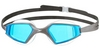 Очки для плавания Speedo Aquapulse Max 2 Goggles Au Silver/Blue - фото 1