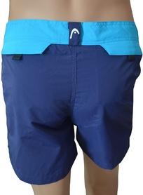 Фото 3 к товару Шорты для плавания Head Blade мужские (голубо-синие)