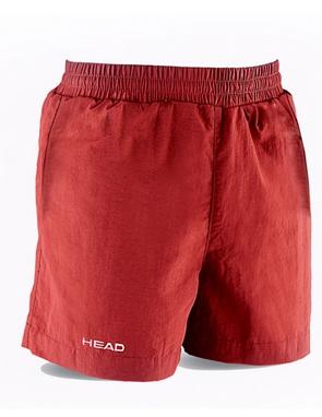 Шорты для плавания Head Watershorts Man 38 см мужские (красные)