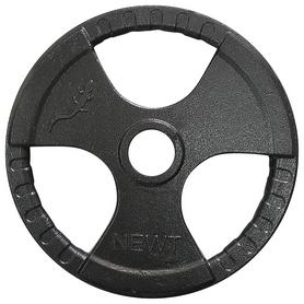 Фото 2 к товару Диск олимпийский 25 кг Newt с хватами - 51 мм