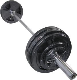 Фото 1 к товару Штанга олимпийская Newt 100 кг - гриф 2,2 м