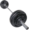 Штанга олимпийская Newt 100 кг - гриф 2,2 м - фото 1