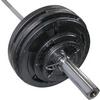 Штанга олимпийская Newt 150 кг - гриф 2,2 м - фото 2