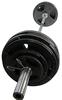 Штанга олимпийская Newt 100 кг - гриф 2,2 м - фото 3