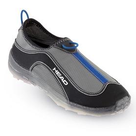 Тапочки для бассейна Head Aquatrainer черно-синие