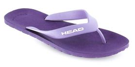 Тапочки для бассейна женские Head Team фиолетовые