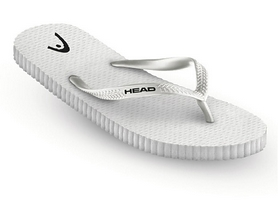 Тапочки для бассейна Head FUN белые