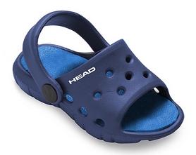 Тапочки для бассейна детские Head Bubble темно-синие
