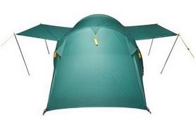 Фото 3 к товару Палатка двухместная Wechsel Aurora 2 Zero-G Line (Green)