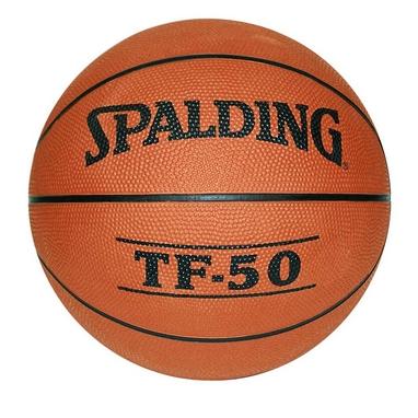 Мяч баскетбольный резиновый Spalding TF-50 №6