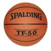 Мяч баскетбольный резиновый Spalding TF-50 №6 - фото 1