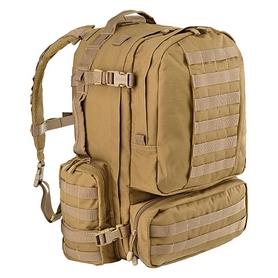 Рюкзак тактический Defcon 5 Modular 60 (Coyote Tan)