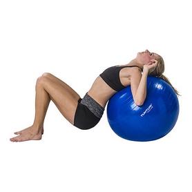 Фото 3 к товару Мяч для фитнеса (фитбол) Tunturi Gymball 55 см синий