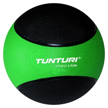 Распродажа*! Медбол резиновый Tunturi Medicine Ball 2 кг