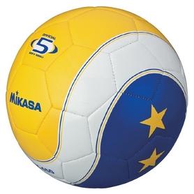 Фото 2 к товару Мяч футбольный Mikasa SX450-YWB