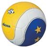 Мяч футбольный Mikasa SX450-YWB - Фото №2