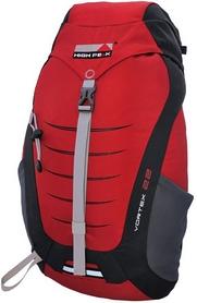 Фото 1 к товару Рюкзак трекинговый High Peak Vortex 22 красный