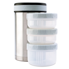 Термос пищевой Laken Thermo food container 1,5 л + PP Cover