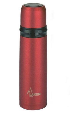 Термос Laken Thermo 750 мл красный