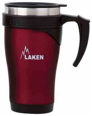 Термокружка Laken Thermo cup 500 мл красная