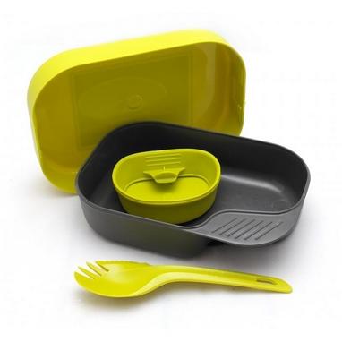 Набор посуды Wildo Camp-A-Box Light W20267 лимонный