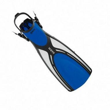 Ласты Mares Wave 410017 синие