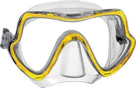 Маска Mares Pure Vision жёлтая