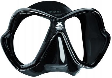 Маска для дайвинга Mares X-Vision 14 черная
