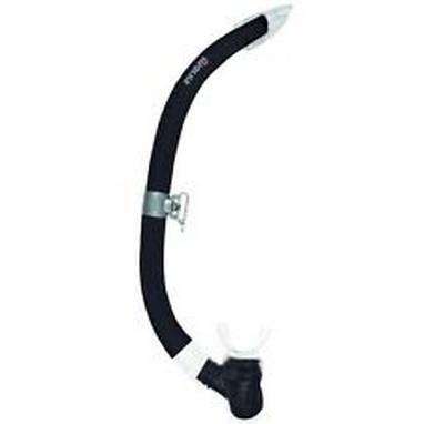 Трубка для плавания Mares Hydrex Flex чёрная
